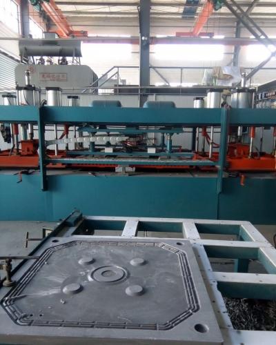 滤板液压机