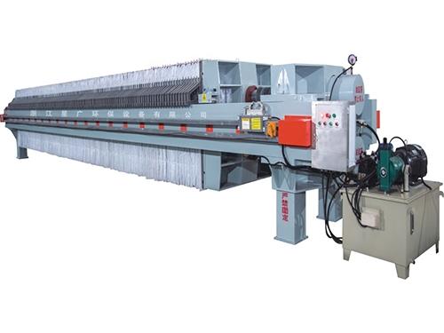 隔膜压滤机XAMYZ/1500-UBK